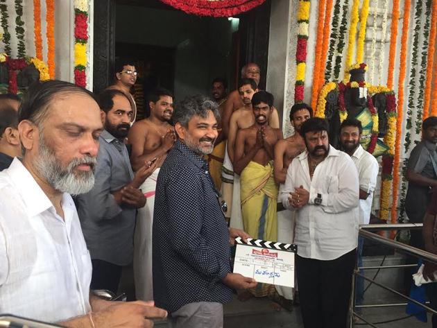 Puri Jagannath Auto Johney with Balakrishna - Cinetollywood