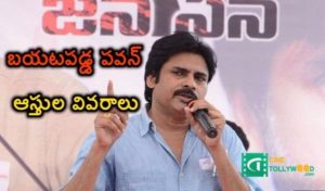 Details of Pawan's assets