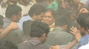 YS Jagan Decides Sridevireddy as Candidate in Pattikonda Constituency