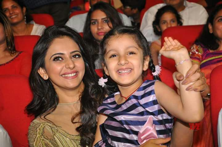 Rakhul Preeth and Sitara Photos