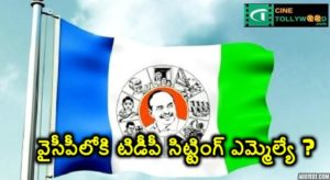 TDP sitting MLA Joining in the YSRCP   cinetollywood.com