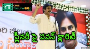 Pawan Kalyan Jana Sena Plenary Will Be Soon | cinetollywood.com