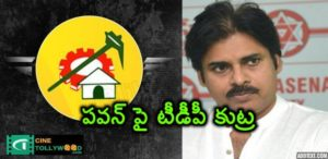 TDP conspiracy on Pawan Kalyan | cinetollywood.com