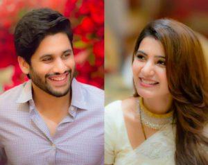 Naga Chaitanya and Samantha Once again pair