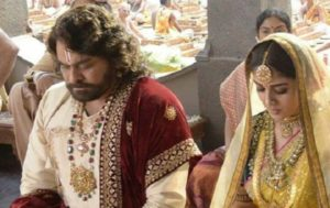 SyeRaaNarasimhaReddy Working Stills