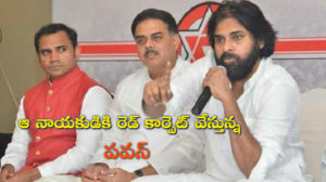 Pawa Kalyan Given priority to Nadendla, Janasena Party