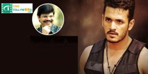 Boyapati and Akhil movie