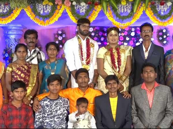 Swathi naidu wedding