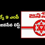 32 MLAs and 9 MPs are Janasena's candidate list