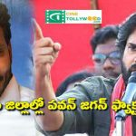 These two districts how much factors of Pawan Kalyan and YS Jagan