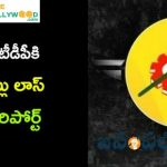 TDP Loss 60 seats ground report - TDP