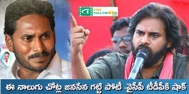 These four segments Janasena Strong competitive