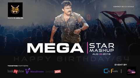 Megastar Mega Mashup - Club Musical Event