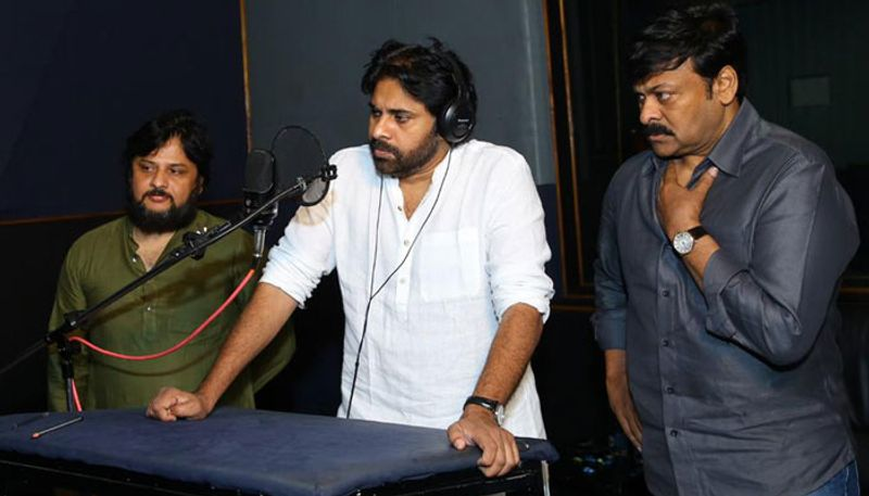 Pawan Kalyan Tease Voice over for Sye Raa Narasimha Reddy