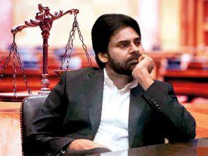pawan kalyan lawyer sab movie title changed