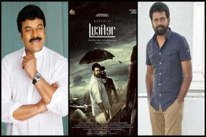 Chiranjeevi and Sukumar team up for 'Lucifer' remake
