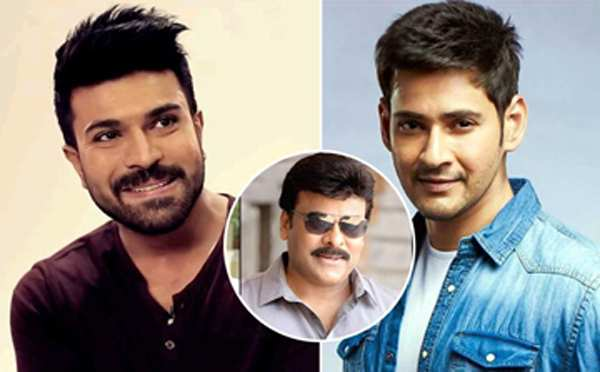 Mahesh Babu to play a student leader in Chiru 152