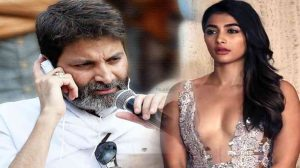trivikram and pooja hegde