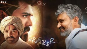 SS rajamouli planing to special song on Ram Charan Jr NTR in RRR
