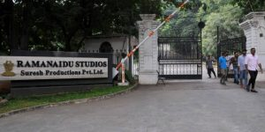 Ramanaidu's studio is not there